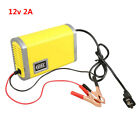 Automatic Battery Charger Motorcycle Float Trickle Charger Maintainer 12v 2a 6a