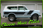 Graphics Decal Set Rallye Stripes 1 - Fits 1971 - 1980 International Scout 800