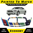 New Painted To Match - Front Bumper Cover Exact Fit For 2011-2014 Dodge Charger