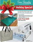 Janome Sewing Machine Sew Steady Quilters Wish Extension Table