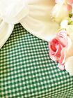 Fabrics Cotton Remnants Samples Red Green Christmas Sew Crafts Dolls Clothes Diy