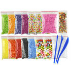 Slime Making Kit Supplies Fishbowl Beads Styrofoam Polystyrene Foam Balls Confet