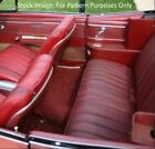 1966 Buick Skylark Gs Special Deluxe Coupe Rear Seat Cover