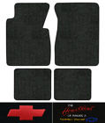 1955-1956 Chevy Nomad Floor Mats - 4pc - Loop Fits 2dr Wagon