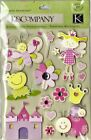 Kcompany Grand Adhesions - Brenda Walton Tim Coffey - Flower Nature Tags - Nip