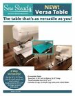 Viking Sew Steady Versa Table 16 X 13.5 Or Extend To 16 X 27