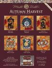 Mill Hill Autumn Harvest Collection 2019 Beaded Counted Cross Stitch Kits