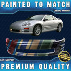 New Painted To Match Front Bumper Cover Fascia For 2000-2002 Mitsubishi Eclipse