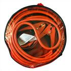 12-25ft 2-6 Gauge Booster Cables Jumping Cable Emergency Jump Start Clamps