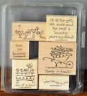 Stampin Up Retired Stamp Sets Your Choice