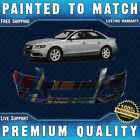 New Painted To Match Front Bumper Replacement For 2009-2012 Audi A4 2010-2012 S4