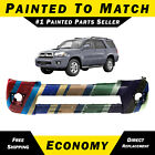 New Painted To Match Front Bumper Cover Replacement For 2006-2009 Toyota 4runner