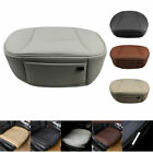 Auto Car Pu Leather Front Seat Cover Halffull Surround Chair Cushion Mat Pad Us