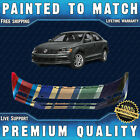 New Painted To Match Front Bumper Replacement For 2015-2018 Volkswagen Vw Jetta