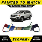 New Painted To Match - Front Upper Bumper For 2011 2012 2013 Kia Sorento Ex Lx
