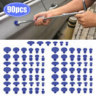 Car Pulling Tabs Paintless Dent Repair Hail Removal Kit For All Puller Tool Us