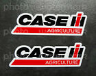 2pc Ih Case Agriculture International Harvester Sticker Decal Imca Pick Size