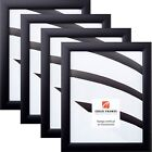 Craig Frames Black Picture Frames Poster Frames 1 Wide Contemporary Style
