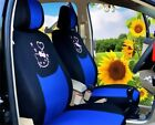 New Hot Sell Cute 10 Pcs Hello Kitty Universal Car Seat Covers