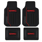 New Gmc Elite Series Car Truck Front Back Floor Mats Key Chain Seat Covers