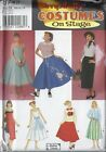 Halloween Costume Sewing Patterns Men Women Kids Pirate Gypsy Characters