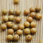 Hot Wholesale Natural Stones Gemstone Round Spacer Loose Beads 4mm 6mm 8mm 10mm