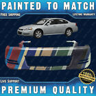 New Painted To Match - Front Bumper Fascia Exact Fit For 2006-2013 Chevy Impala