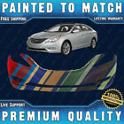 Painted To Match - Front Bumper Cover Fascia For 2011-2013 Hyundai Sonata 11-13