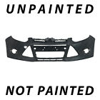 Painted To Match - Front Bumper Cover Replacement For 2012 2013 2014 Ford Focus