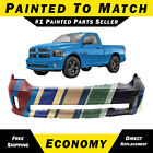 New Painted To Match Front Bumper Fascia For 2013-2018 Ram 1500 Sport Express