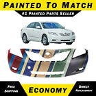 Brand New Painted To Match Front Bumper Cover For 2007-2009 Toyota Camry 07-09