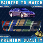 New Painted To Match Front Bumper Replacement For 1997-1999 Mitsubishi Eclipse