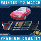 New Painted To Match Front Bumper Cover Fascia For 1993-1995 Honda Civic Del Sol