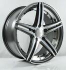 4pcs Vossen 17inch 7.5j 5x114.3 5x112 Alloy Wheels Cheap Car Rims Lg19-3