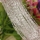 Bulk Wholesale 5pcs Lot Silver Beads Ball Water Wave Snake Rolo Chain Necklace