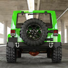 Front Rear Bumper Combo Winch Plate Led Lights Winch For 07-18 Jeep Wrangler Jk