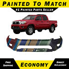 New Painted To Match - Front Bumper For 2012-2015 Toyota Tacoma Base Pre-runner