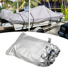 Boat Cover Yacht Outdoor Protection Waterproof Heavy Duty Silver Reflective B3u3