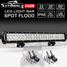 920232528363944 Led Work Light Bar Pods Offroad Truck Suv Driving