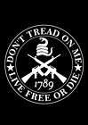 Dont Tread On Me Car Truck Sticker Decal V2 Nra Popular Graphic Ak Snake 2a