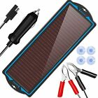 Sunapex 12v Car Solar Panel Trickle Charge Battery Charger Maintainer Portable