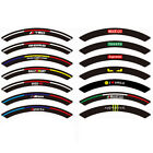 Rubber Pvc Front And Rear Wheel Arch Bumper Stickers