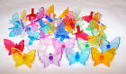 Ceramic Plastic Christmas Tree Lights Ornaments Butterfly Butterflies