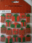 New Christmas Foam Stickers  Your Choice Design Presents Lights Toys Santa