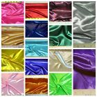 Discount Fabric Satin 65 Inches Wide Choose Your Color By The Yard