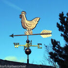COPPER     HEN WITH ARROW   WEATHERVANE  MADE IN USA  390