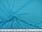 Discount Fabric Printed Nylon Lycra Spandex Blue And Black Stripe Ly707
