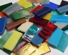 Assorted Mix Of Stained Glass Mosaic Tiles
