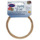 Twisted 2 Ply Aluminum Wire 24 Gauge Copper Gold Silver Color 6 Yards Craft Fnt