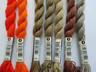 Dmc - Pearl Cotton Embroidery Thread - Size 5 - 128 Colors Available